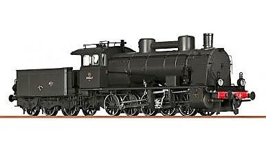 Train blindé BP 32. 050_a10