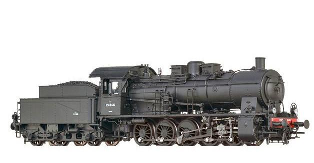 Train blindé BP 32. Brawa-10