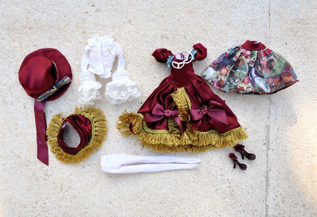 Recherche outfit stock pullip/dal... 16287411