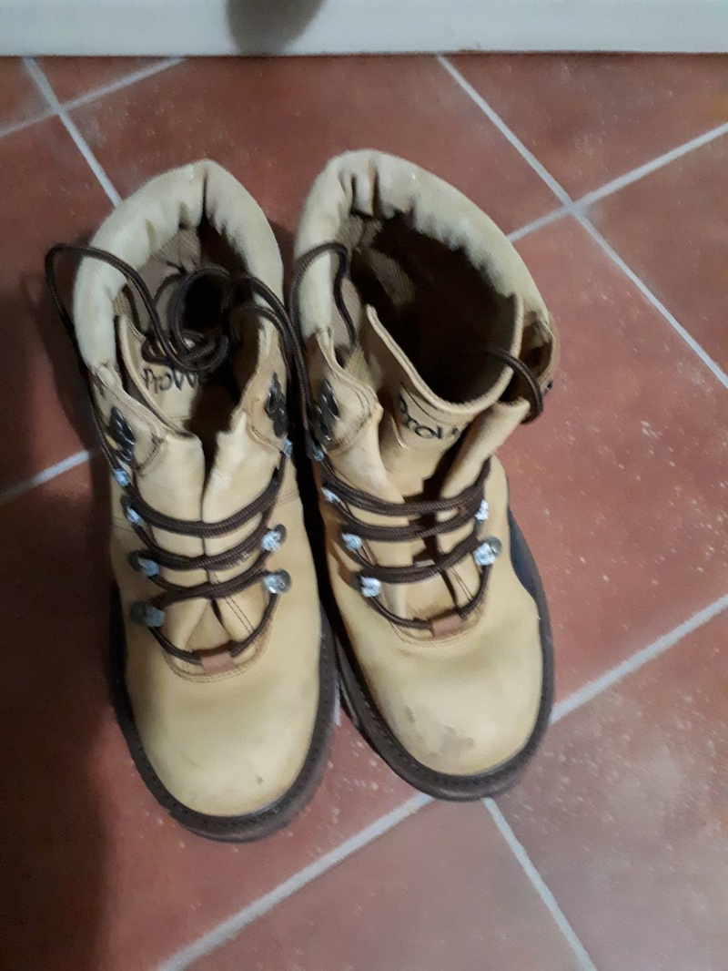 [vendo][usato] waders VISION scarponi RAPALA Img-2018