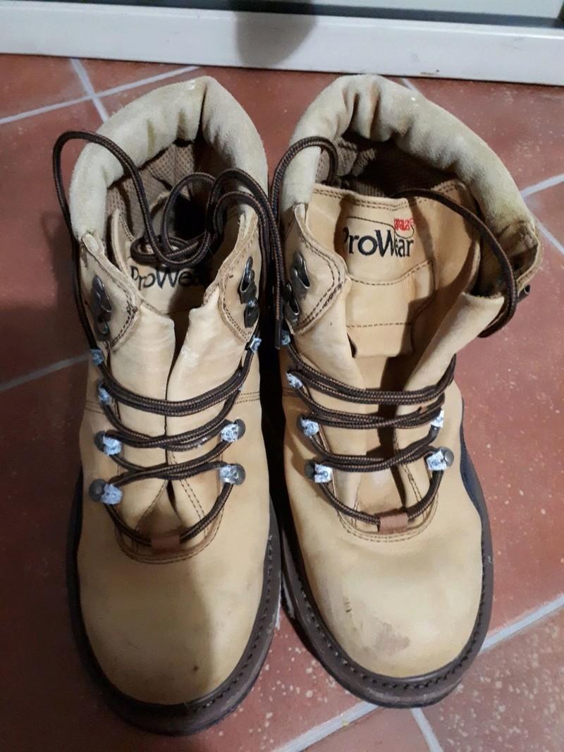 [vendo][usato] waders VISION scarponi RAPALA Img-2019