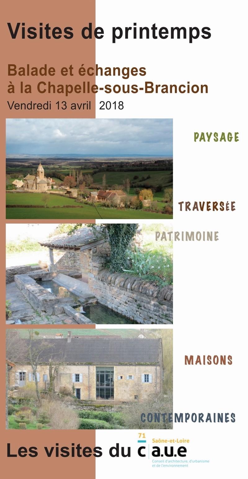 Visites de printemps Balade et échanges à la Chapelle-sous-Brancion 01_cop10