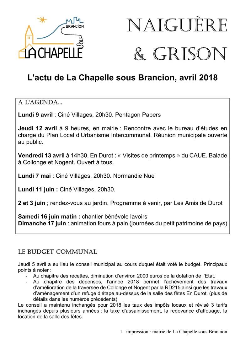 Naiguère et Grison avril - 2018 La Chapelle-sous-Brancion 112