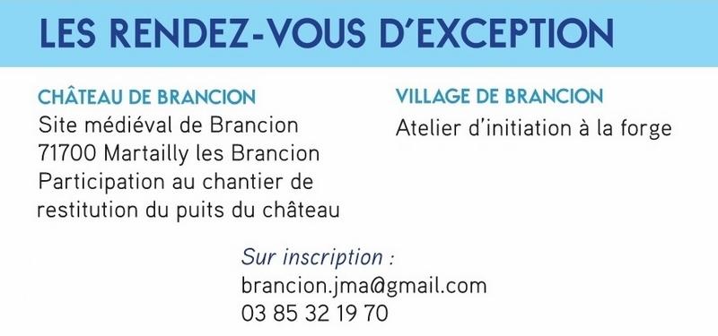 Inauguration Brancion & Les métiers d'art au village de Brancion 7 et 8 avril 2018 21_cop10