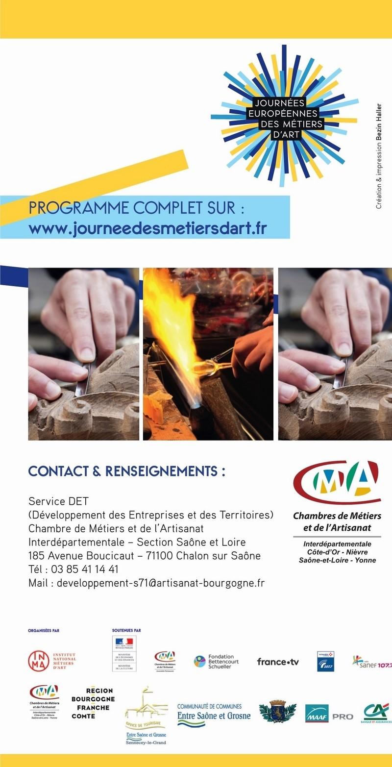Inauguration Brancion & Les métiers d'art au village de Brancion 7 et 8 avril 2018 30_cop10