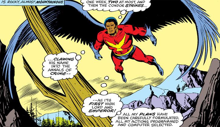 La liste idéale des bustes Marvel de 'Redwing' Condor10