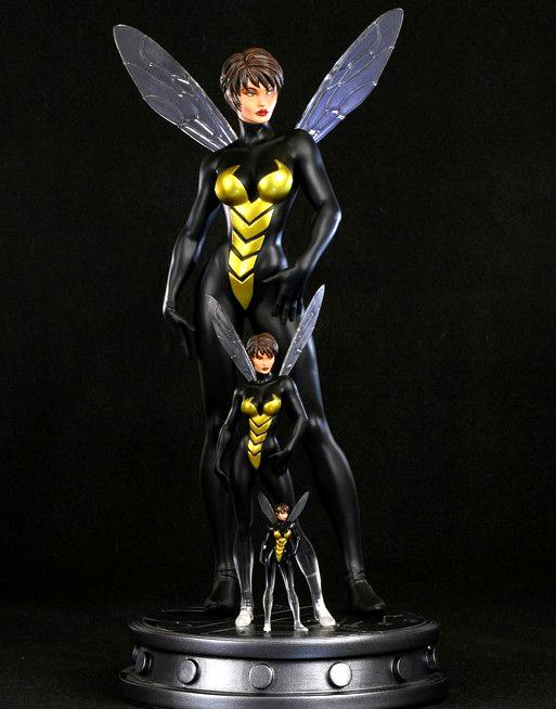 WASP-Avengers assemble statue Statue10