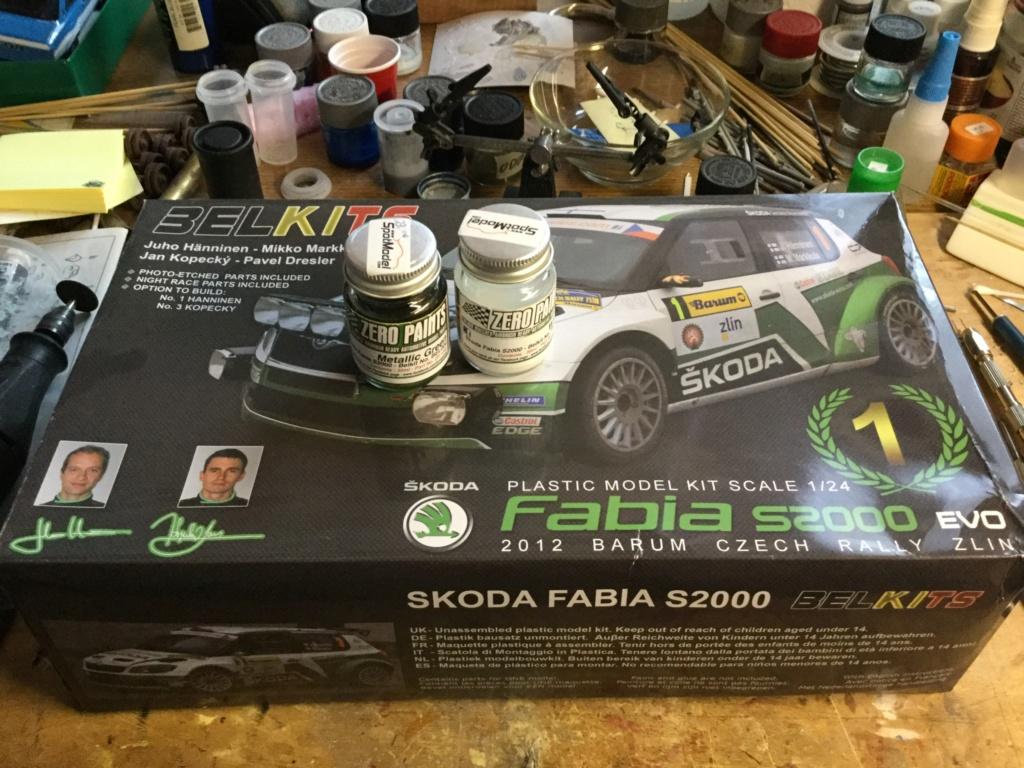 Skoda Fabia S2000 C31fbb10