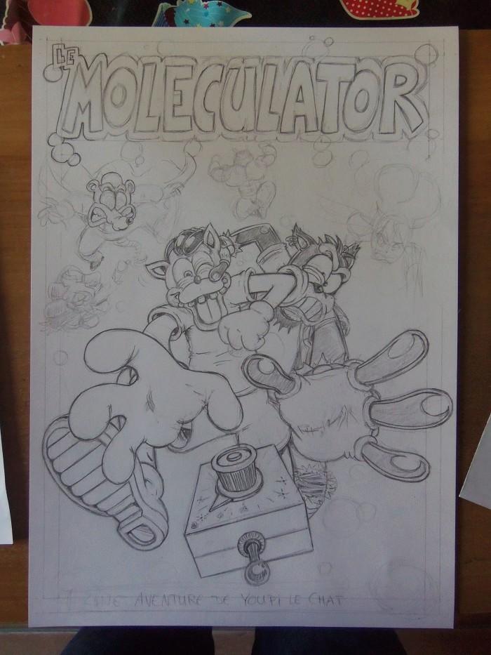 [Projet BD] Le Moleculator, une aventure de Youpi le Chat - Page 3 101_6510