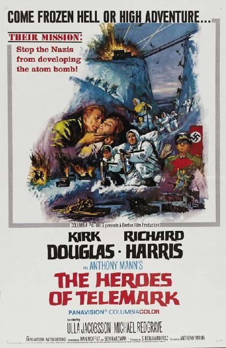 LES HEROS DE TELEMARK  86219010