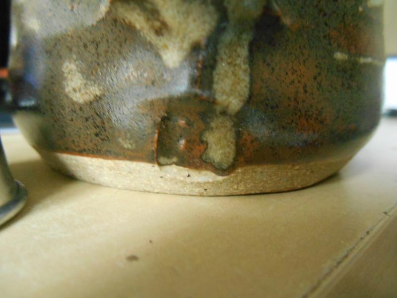 Mystery Mug - Help on maker please - Glaze hides the mark Dscn5112