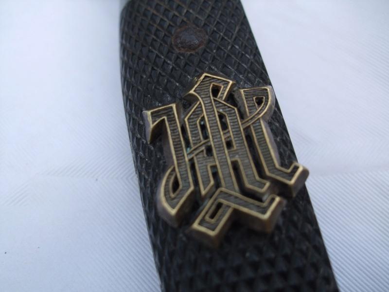 Insigne d'épaulette LAH sur une baio.. Lah_1410