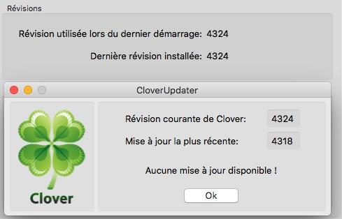 Clover Créateur-V8  432410