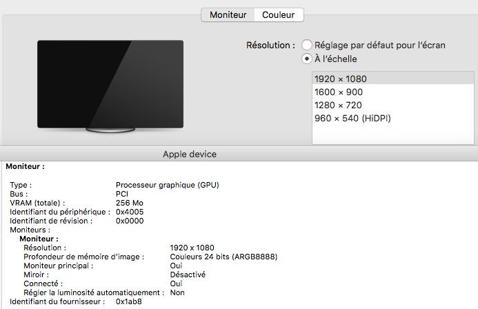 MacOS dans une VM avec Parallels Desktop Lite Parall12