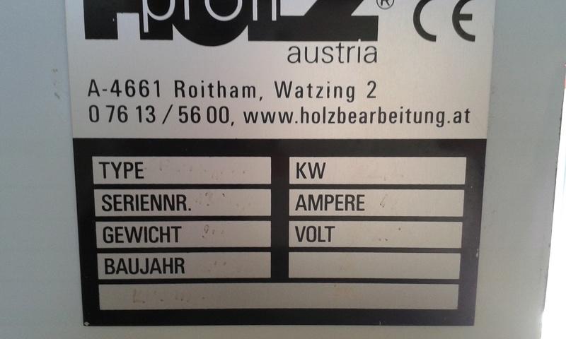 Modification de l'amplitute de levée/descente sur arbre de toupie 20161012