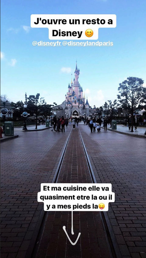 [Disneyland Hotel] Menu Petit Jean au Founder's Restaurant - par Jean Imbert 2018-012