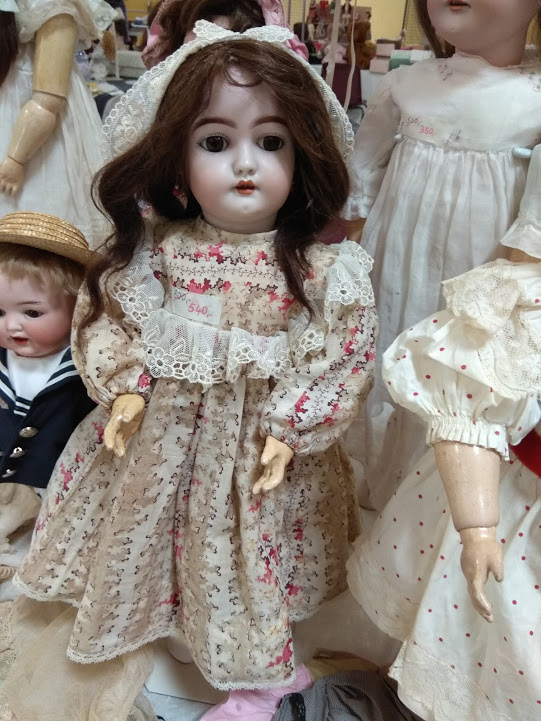 Salon de la poupée et des vieux jouets 2018-042