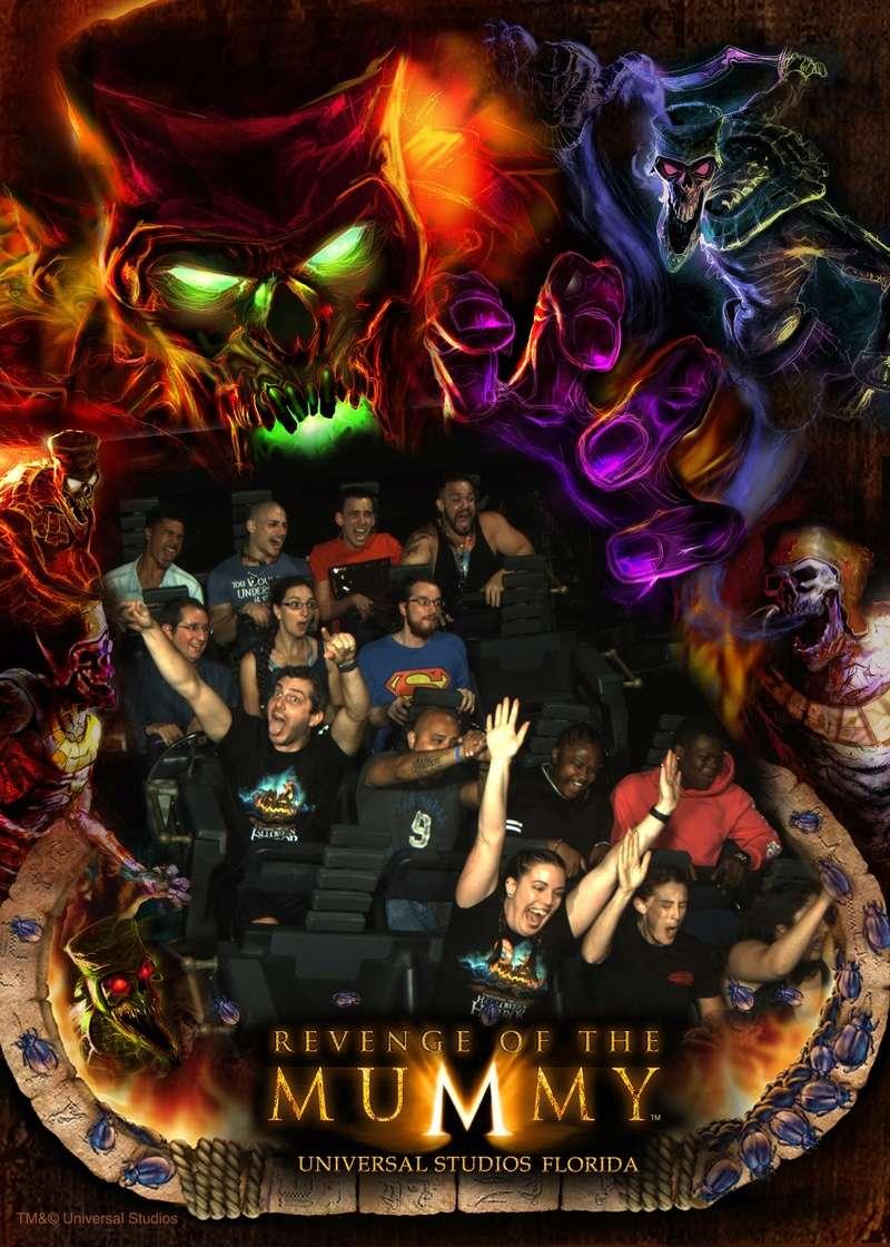 [Halloween 2018] Universal Studios, Disney Cruise Line dans les caraïbes et Gatorland 61110_10