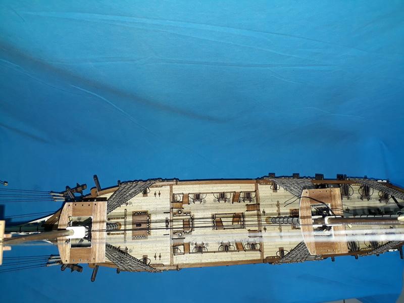 USS CONSTELLATION von Artesania Latina - Seite 10 20180115