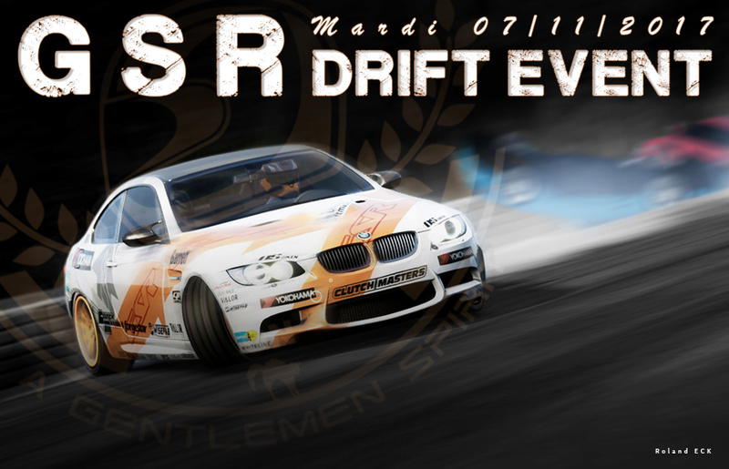 Event Drift Gsr_dr10