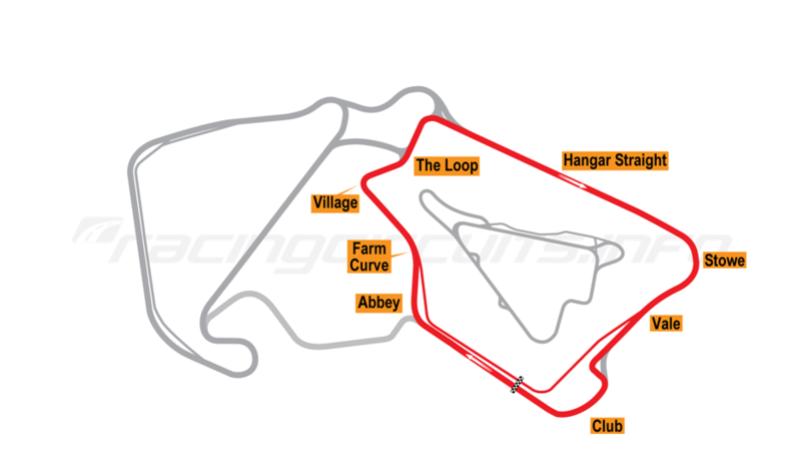 [Sprint GT4] 27/09/17 Silverstone international Silver10