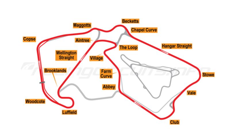 [Sprint GT4] 22/11/17 Silverstone GP Silver11
