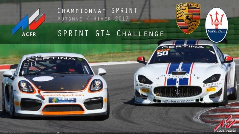 [Sprint GT4] 22/11/17 Silverstone GP Sprint10