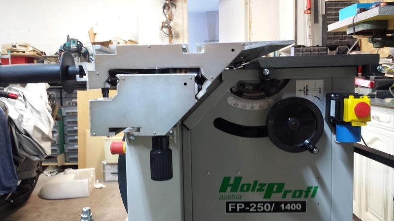 Présentation SAF Holzprofi 1400 20180315