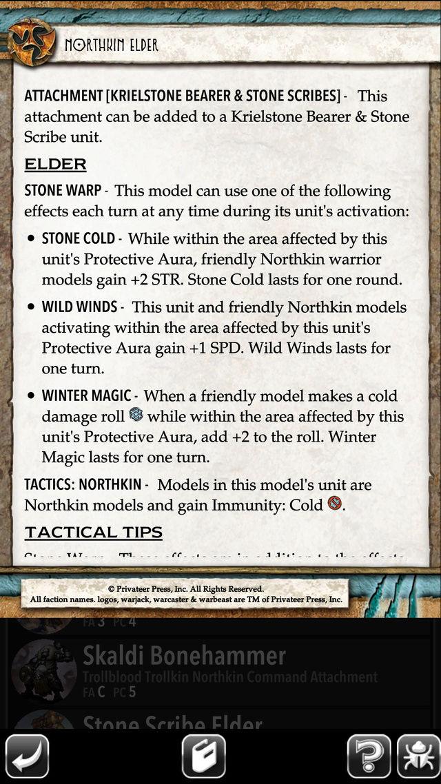 nouveautés hordes warmach !!  - Page 8 Screen29