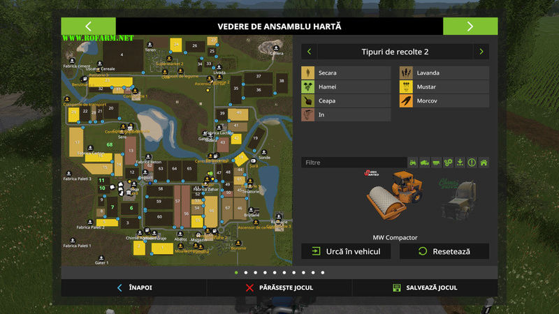 Harta noua pe Romania Farming Fsscre53