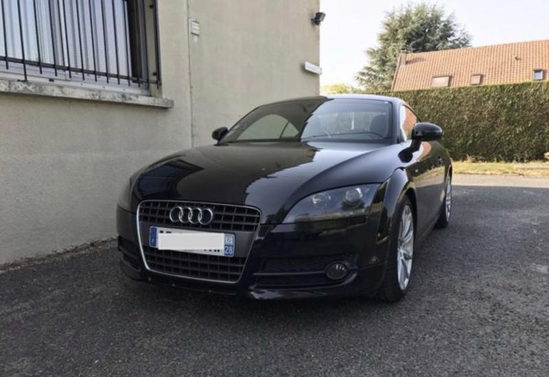 Audi TT Mk2 Img_9610