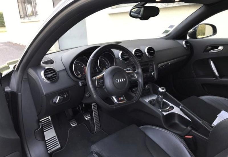 Audi TT Mk2 Img_9611
