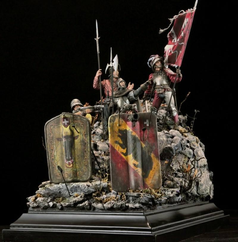 Suisses 15éme siècle 22549410