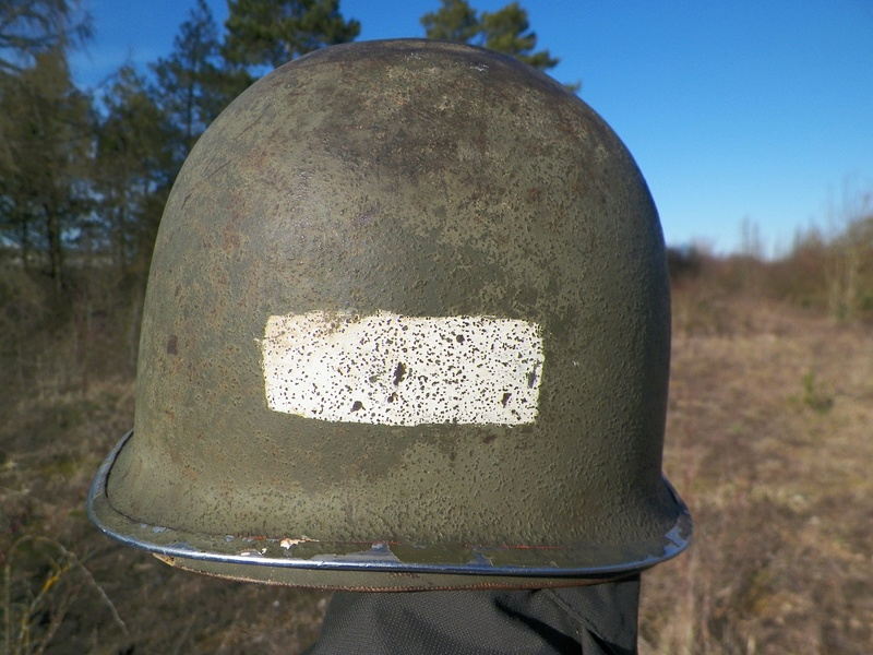 casque US officier à identifier merci 1a11
