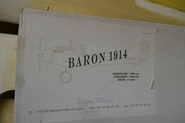 Baron kit Baron modèle 0314