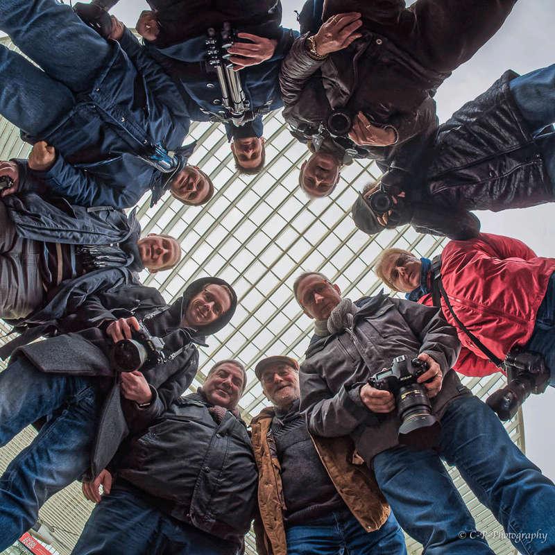 Sortie anniversaire 10ans : Gare des Guillemins à Liège le 03 février 2018 - Page 3 _2030010