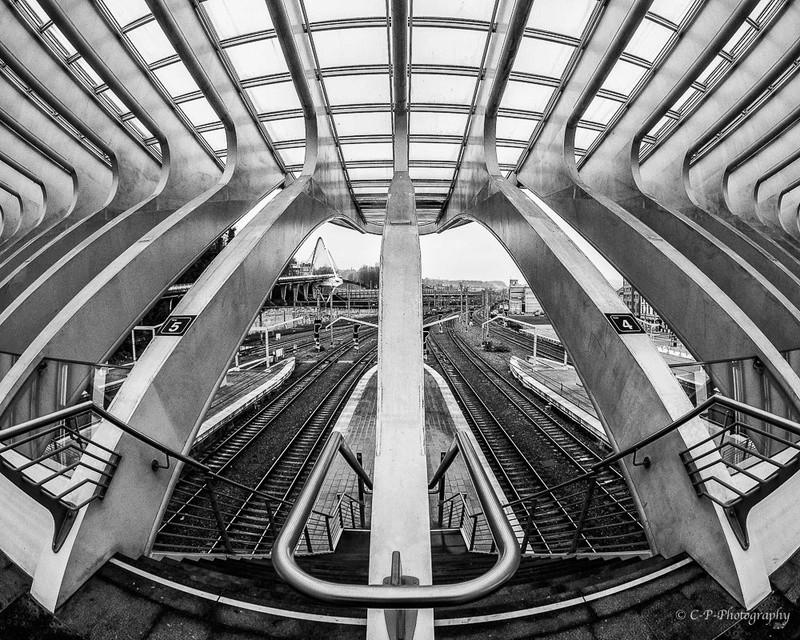 Série N/B sur la gare _2030026