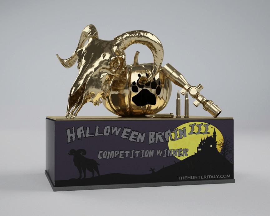 [CONCLUSA] Competizioni ufficiali TheHunteritaly - Halloween Brain III edition  - Pecora di dall - Iii_ed10
