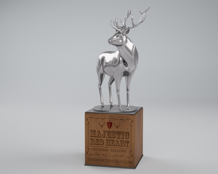 [CONCLUSA] Competizioni ufficiali TheHunteritaly - Majestic Red Heart II edition  - Cervo Rosso Maschio - Red2_a10
