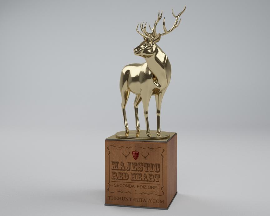 [CONCLUSA] Competizioni ufficiali TheHunteritaly - Majestic Red Heart II edition  - Cervo Rosso Maschio - Red2_o10
