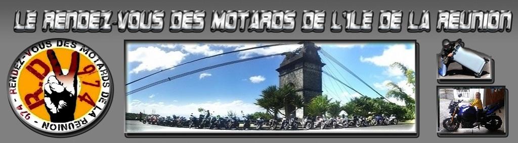 Le RDV des motards de l'île de la réunion - Motards 974