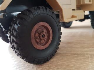 CR4-truck 1:16 20180620