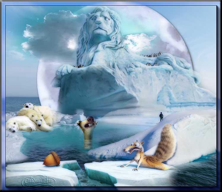 quelque uns de mes montages Iceber10
