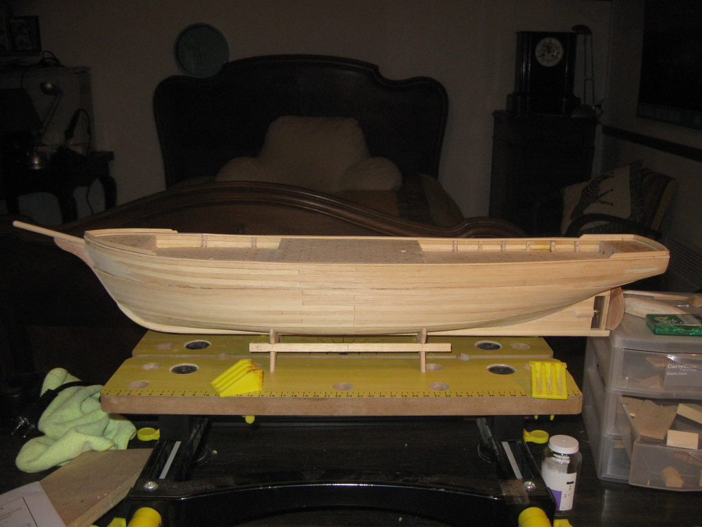 Pourquoi-Pas. Maquette 1/75e de Billing Boats 110