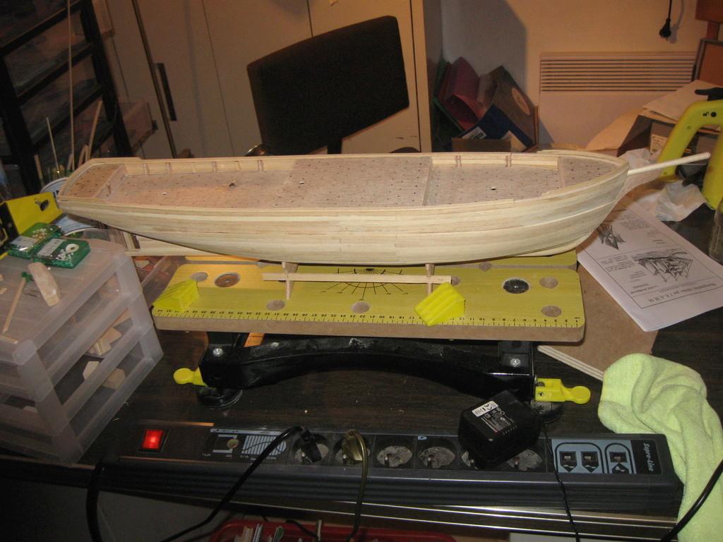 Pourquoi-Pas. Maquette 1/75e de Billing Boats 210