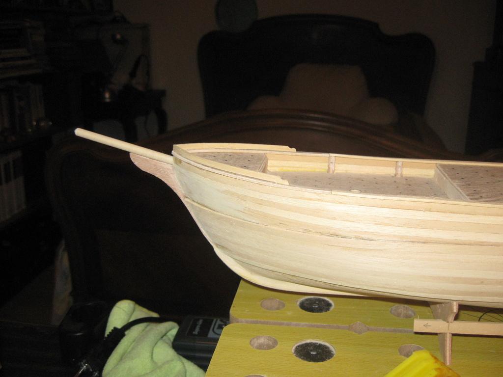 Pourquoi-Pas. Maquette 1/75e de Billing Boats 310