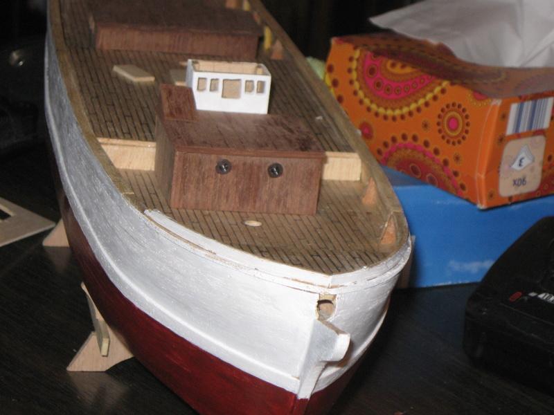 Pourquoi-Pas. Maquette 1/75e de Billing Boats - Page 4 Img_2410