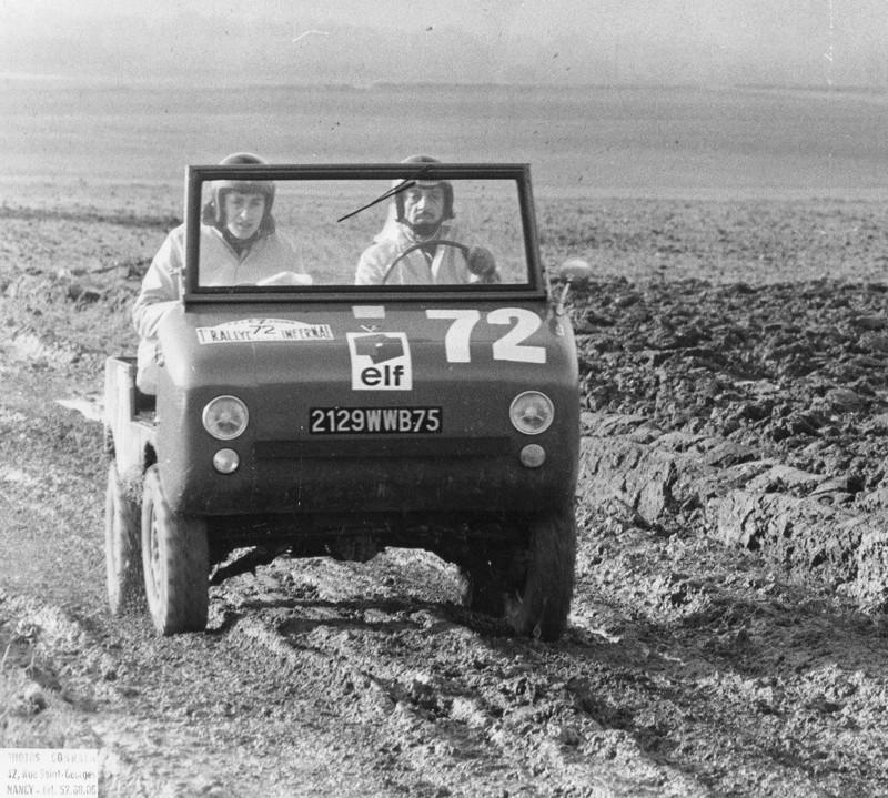 Rallye infernal 1969 00210