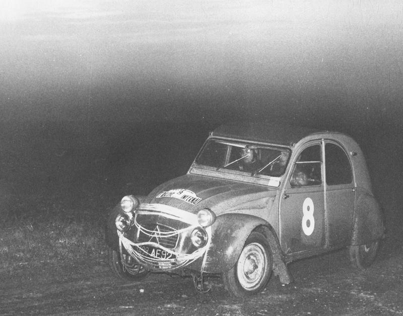 Rallye infernal 1969 00511