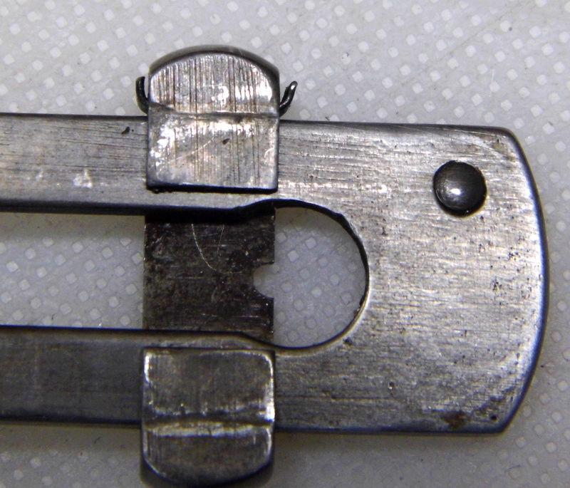 Recherche hausse-curseur pour Ladder Sight Rifle Hausse15